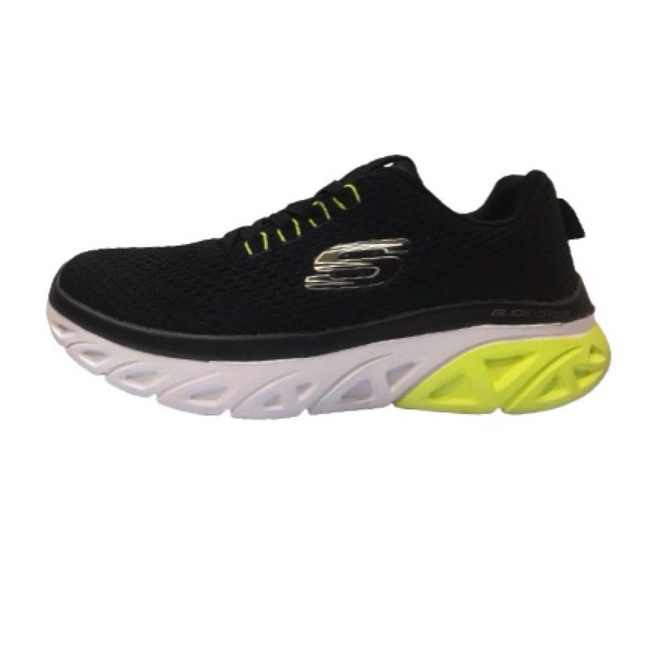 کفش پیاده روی مردانه اسکچرز مدل GLIDE-STEP