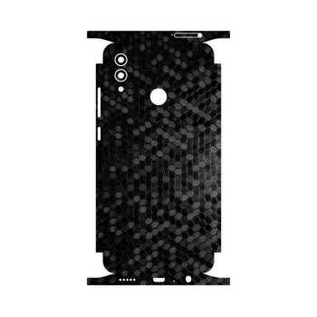 برچسب پوششی ماهوت مدل Honey-Comb-Circle-FullSkin مناسب برای گوشی موبایل آنر 10 Lite