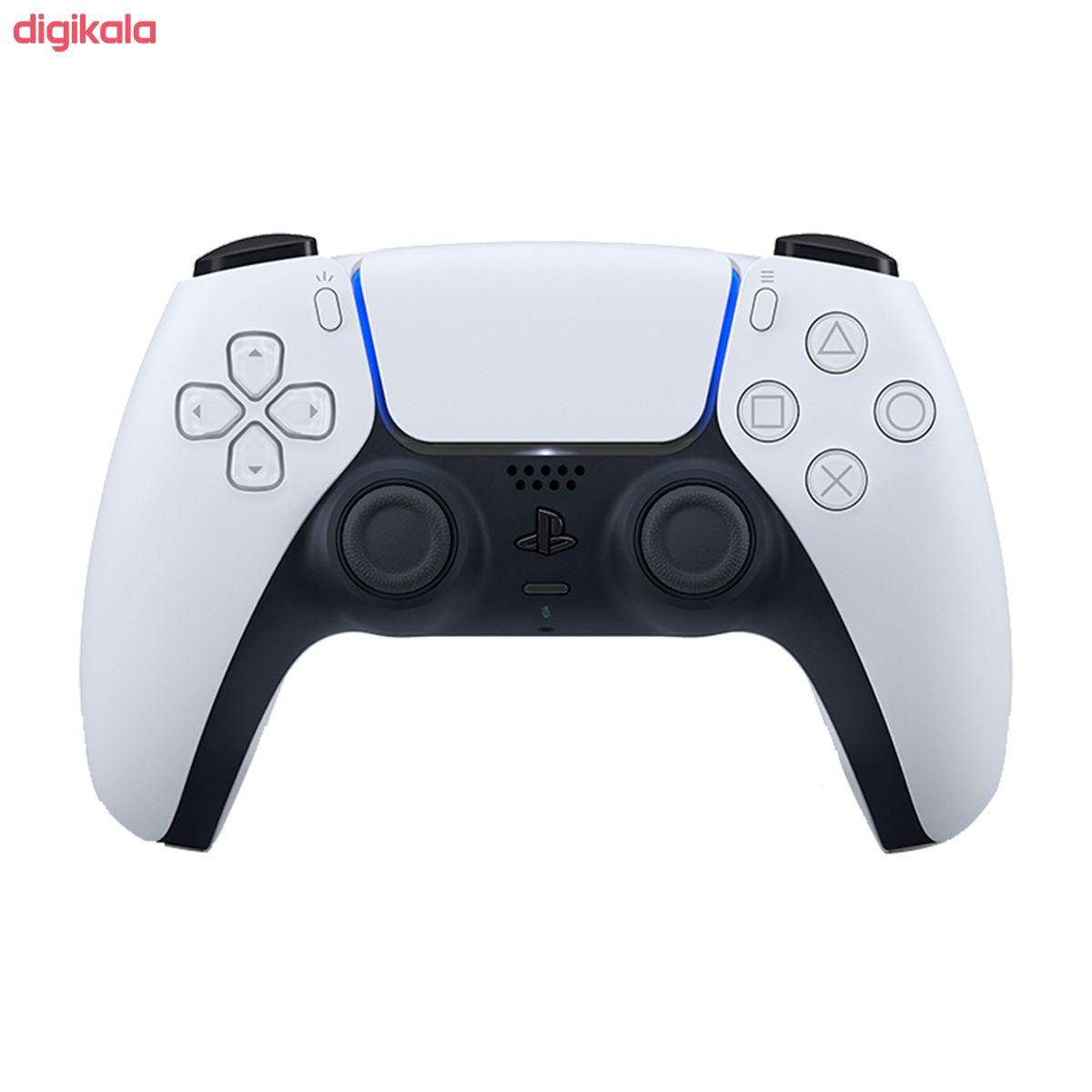 مجموعه کنسول بازی سونی مدل PlayStatio 5 Digital Edition ظرفیت 825 گیگابایت به همراه دسته اضافی main 1 1