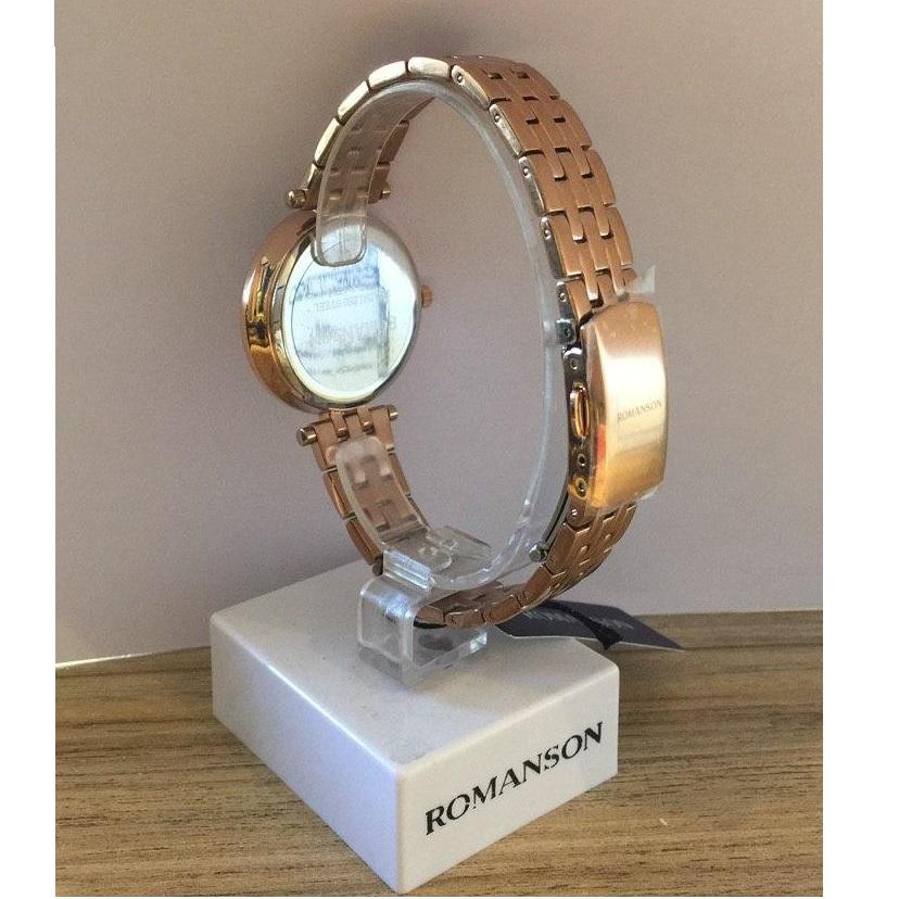 خرید و قیمت                      ساعت مچی  زنانه رومانسون مدل RM8A17TLRRAB6R