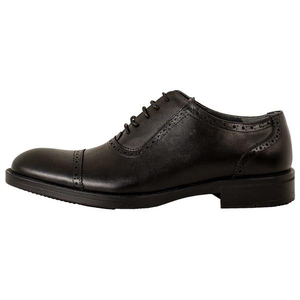 کفش مردانه پارینه چرم مدل sho182