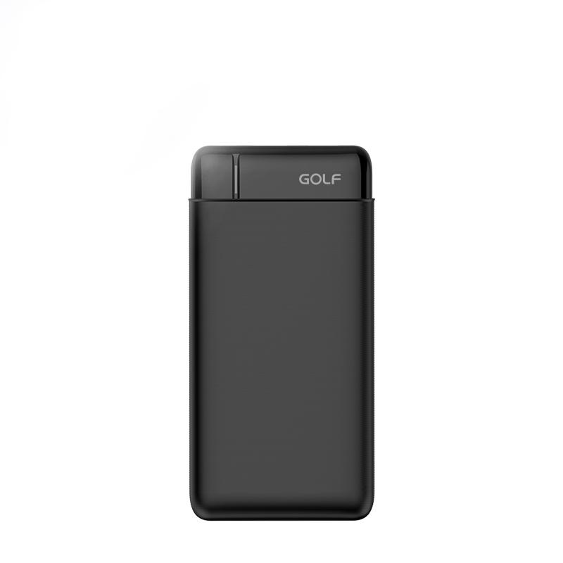 شارژر همراه گلف مدل G86 ظرفیت 10000 میلی آمپر ساعت