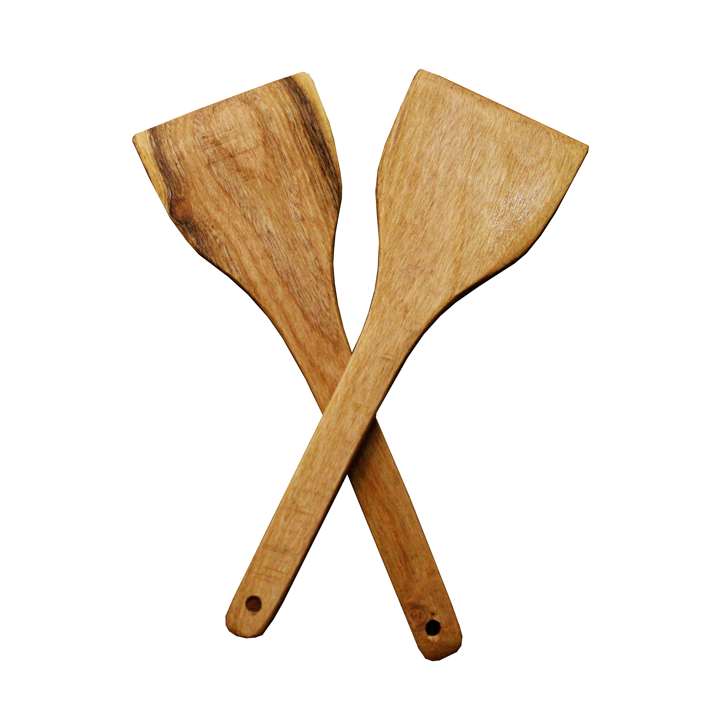 کفگیر مدل wood بسته ۲ عددی