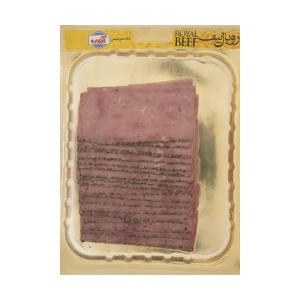 رویال بیف 98 درصد گوشت قرمز آندره - 300 گرم