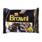 کیک براونی فندق دار با سس شکلات آشنا- 245 گرم thumb