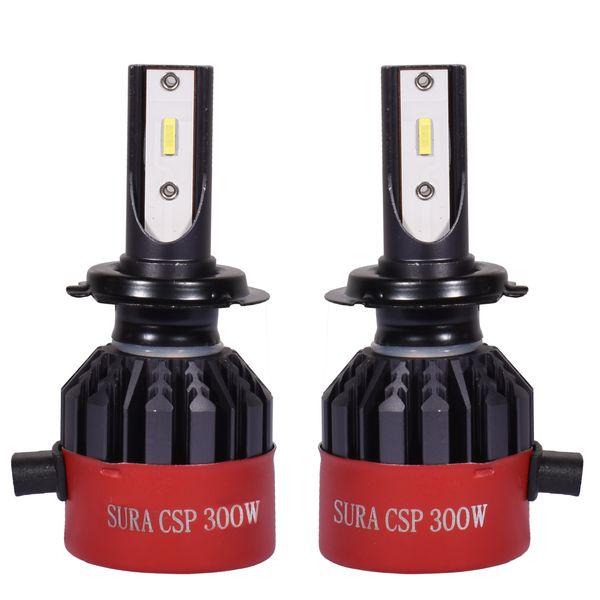 لامپ هدلایت خودرو سورا مدل H7 بسته دو عددی