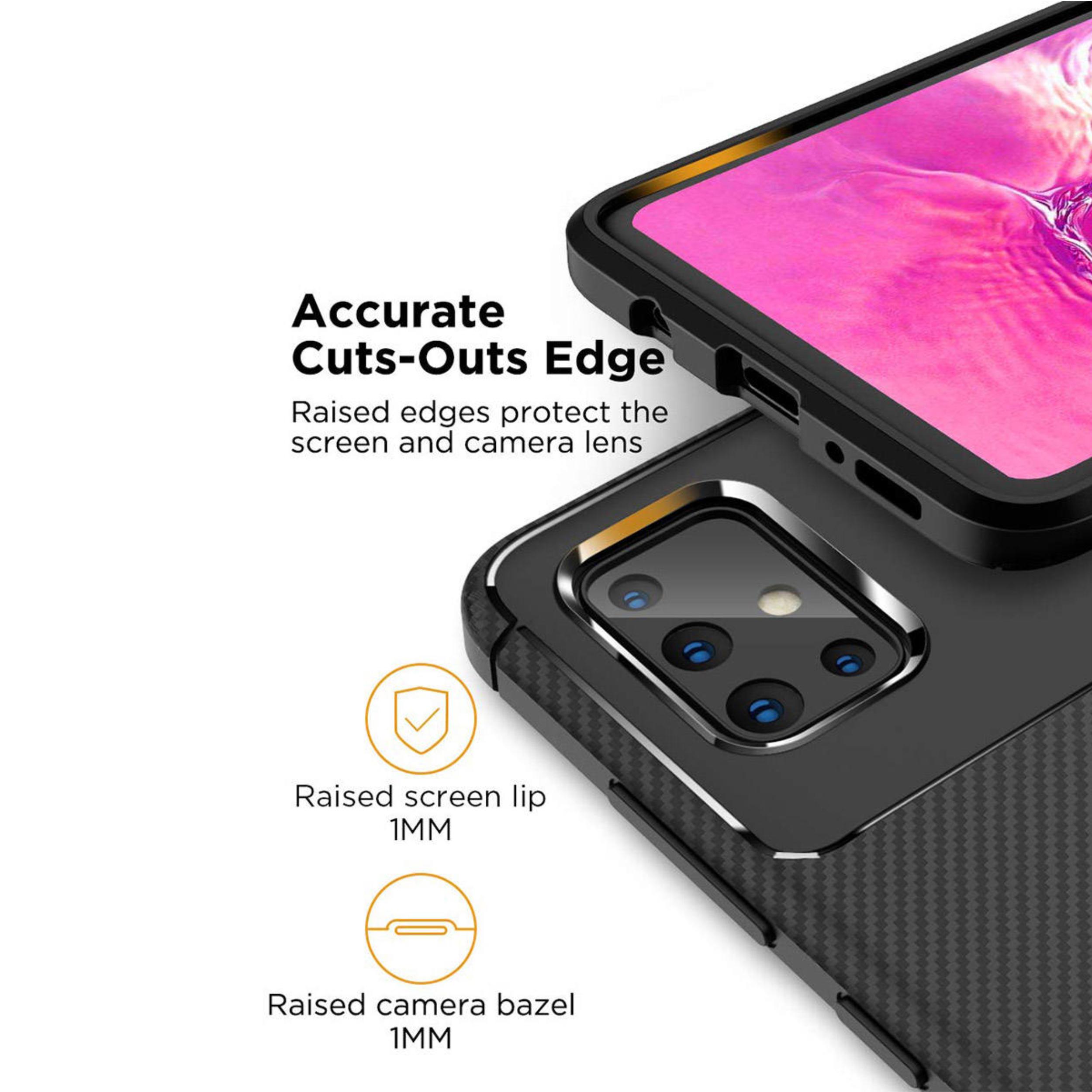 کاور لاین کینگ مدل A21 مناسب برای گوشی موبایل سامسونگ Galaxy A51 thumb 2 3