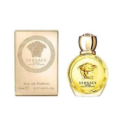 عطر جیبی زنانه ورساچه مدل  Eros Eau de Parfume حجم 5 میلی لیتر