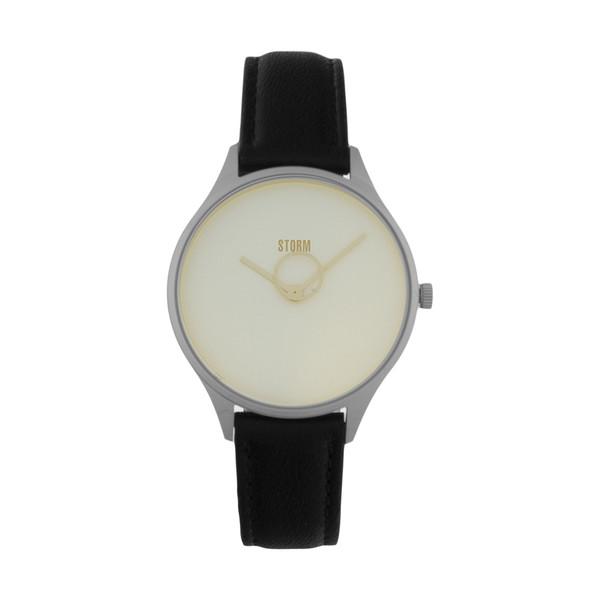 ساعت مچی عقربه ای زنانه استورم مدل ST 47405-IB-BK