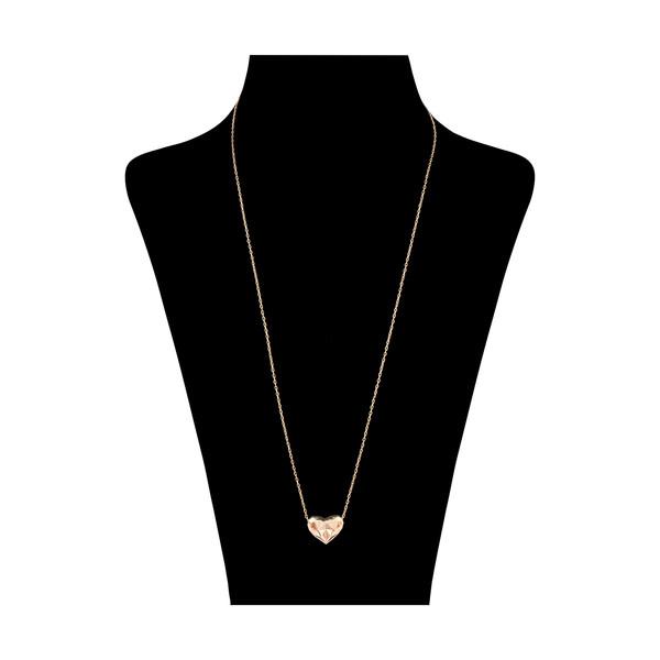 گردنبند طلا 18 عیار زنانه مدیسا مدل N7019