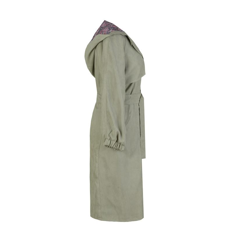 بارانی زنانه السانا مدل نازلی کد 71011