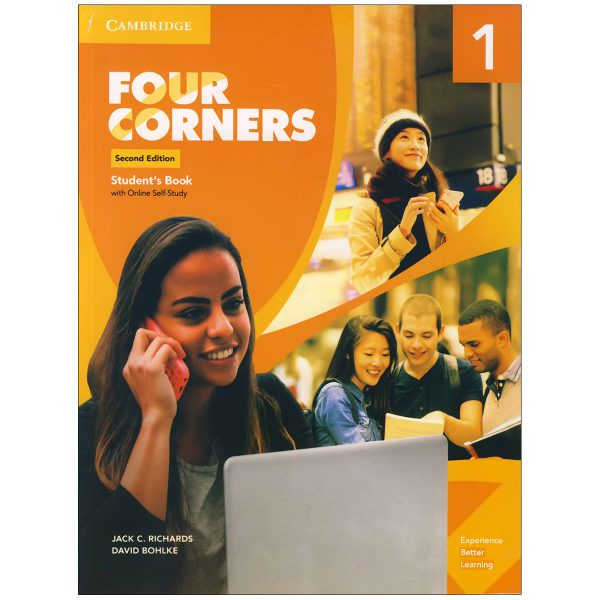 کتاب Four Corners 1 اثر Jack C.Richard and David Bohlke انتشارات زبان مهر