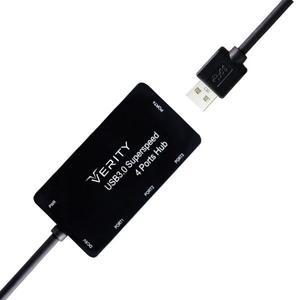 هاب چهار پورت USB 3.0 وریتی مدل H407