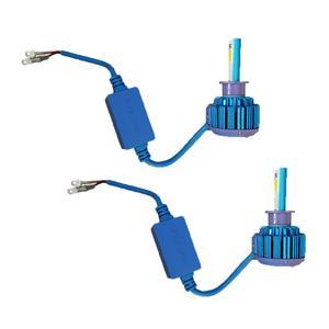 لامپ هدلایت خودرو مدل H3 بسته 2 عددی