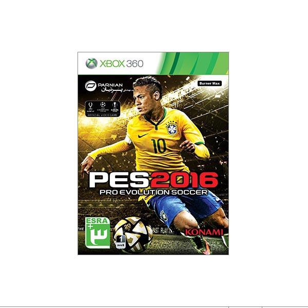 بازی PES 2016 مخصوص Xbox 360