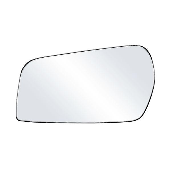 شیشه آینه جانبی چپ خودرو تی بی ای مدل T11-82020 مناسب برای پژو پرشیا