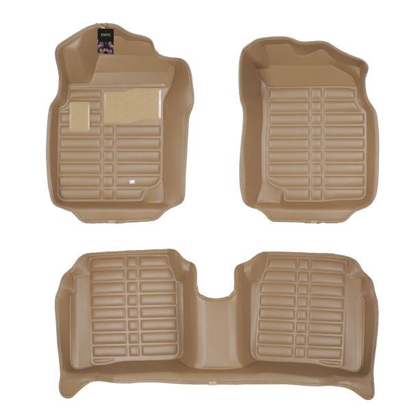 کفپوش سه بعدی خودرو ای ام تی سی مدل EMTC 2 مناسب برای نیسان ماکسیما