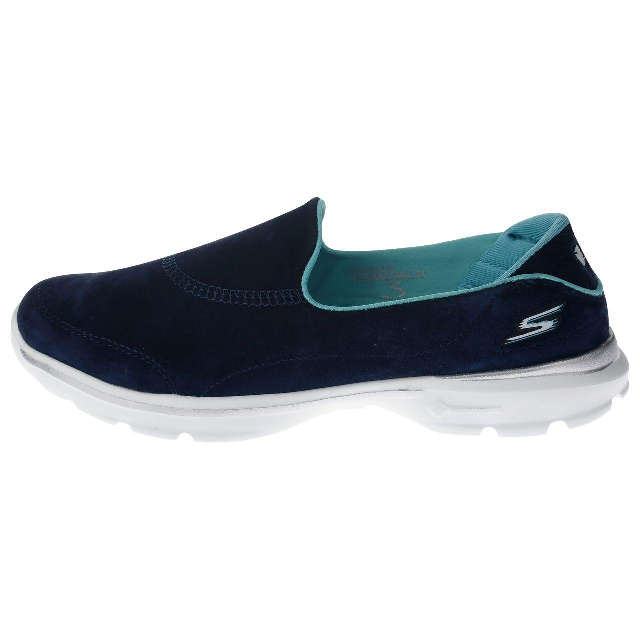 کفش راحتی زنانه اسکچرز مدل GO3