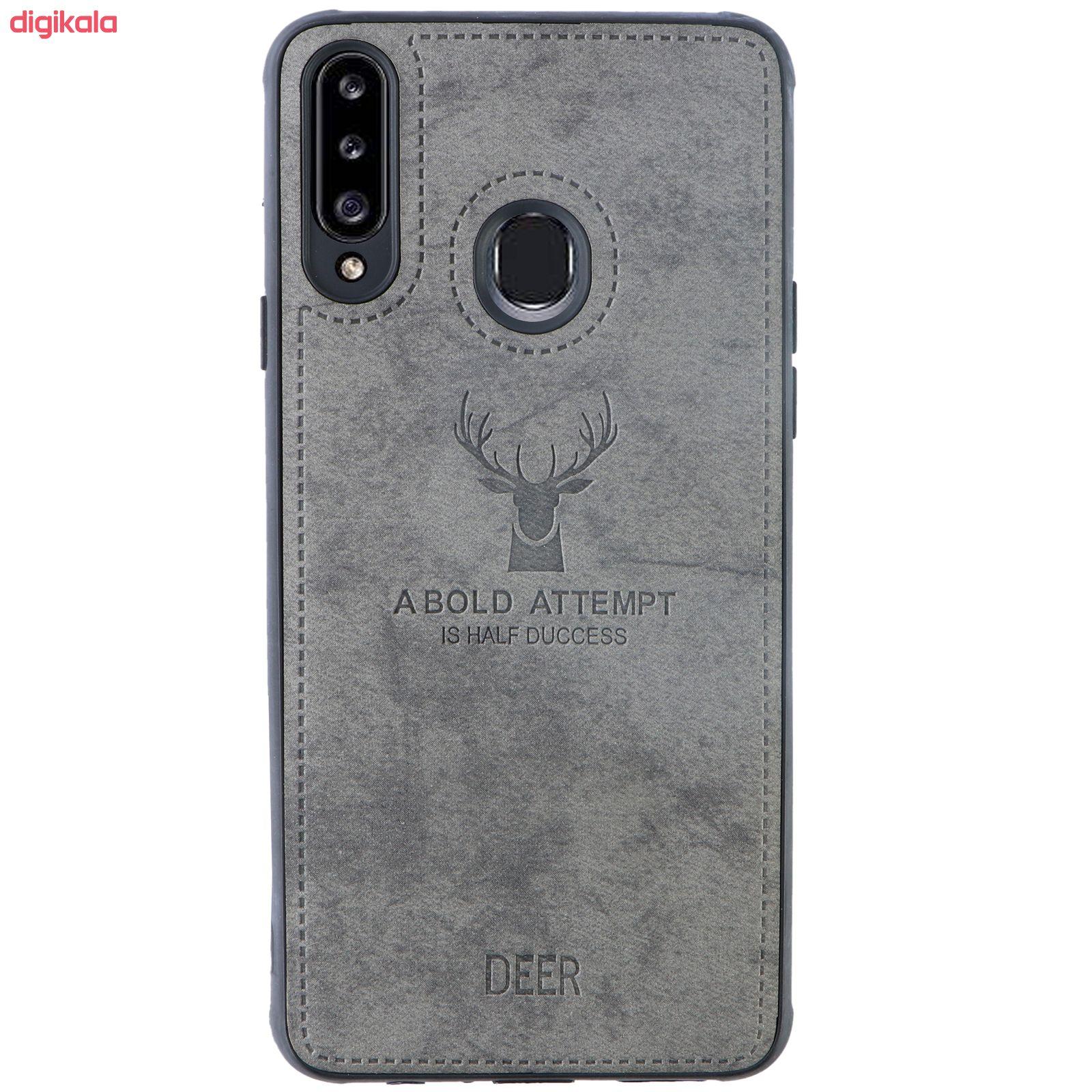 کاور مدل A55 مناسب برای گوشی موبایل سامسونگ Galaxy A20s main 1 1