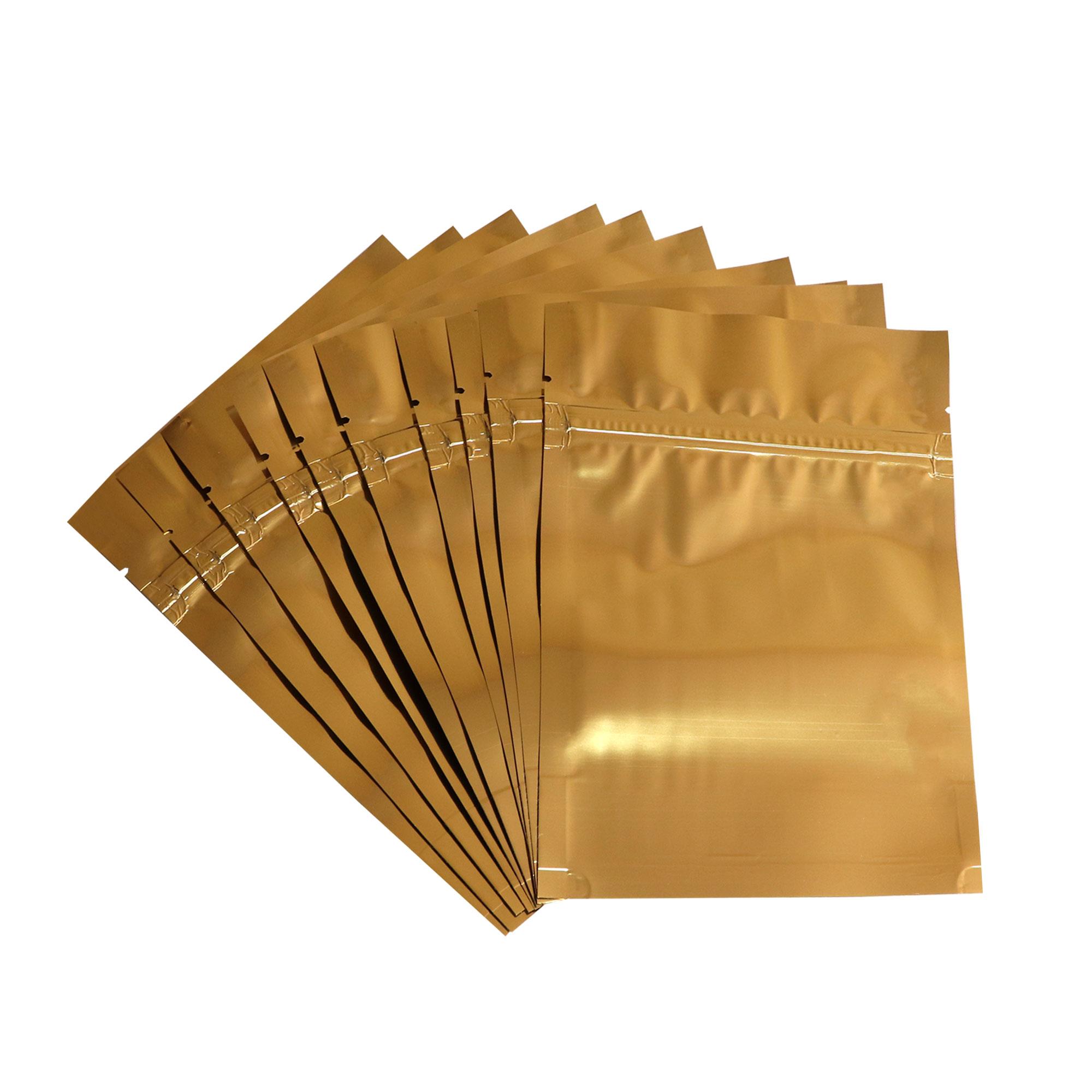 پاکت زیپ دار  پکزی مدل  PSTMOG0140190101OG  بسته 10 عددی