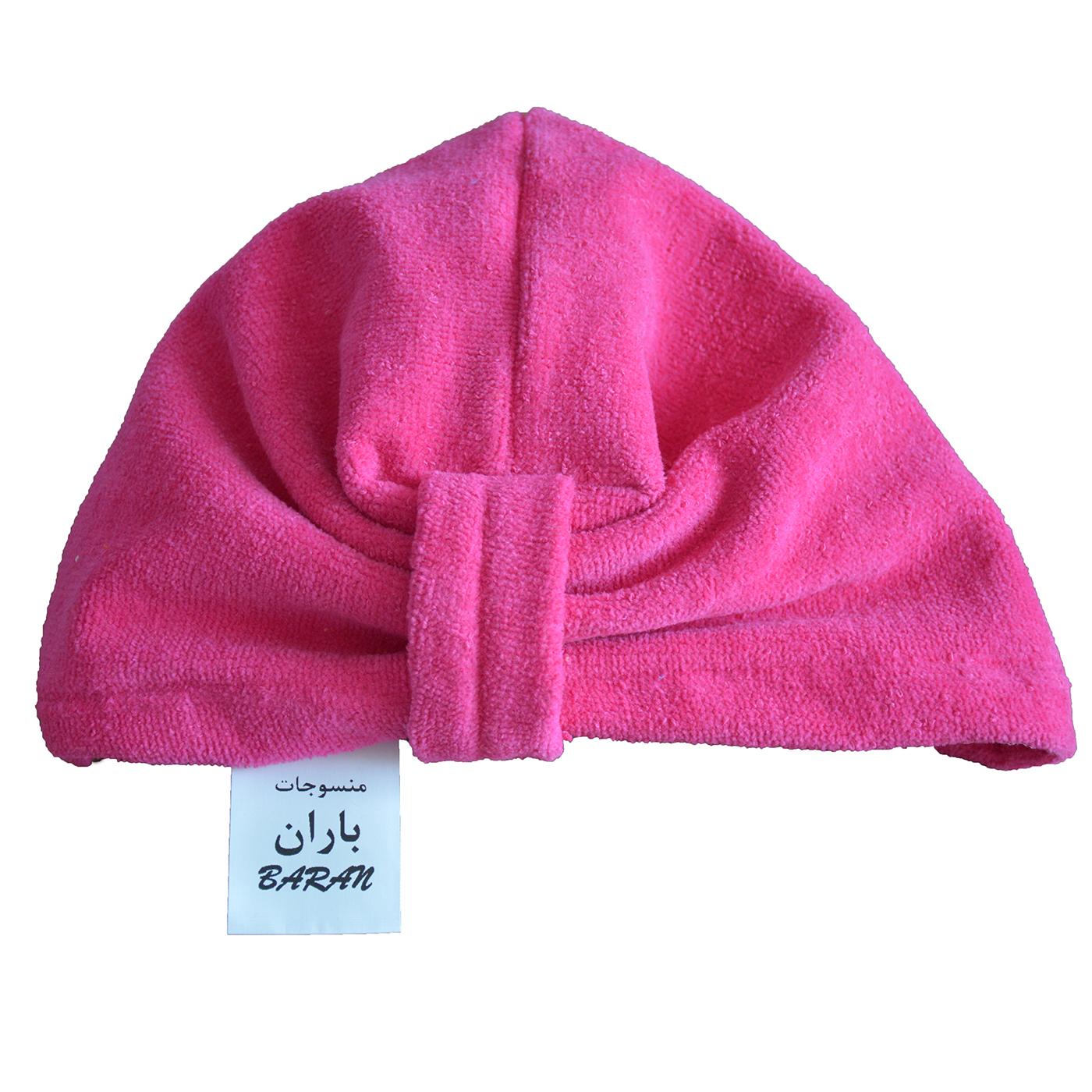 کلاه حمام کودک منسوجات باران کد 11