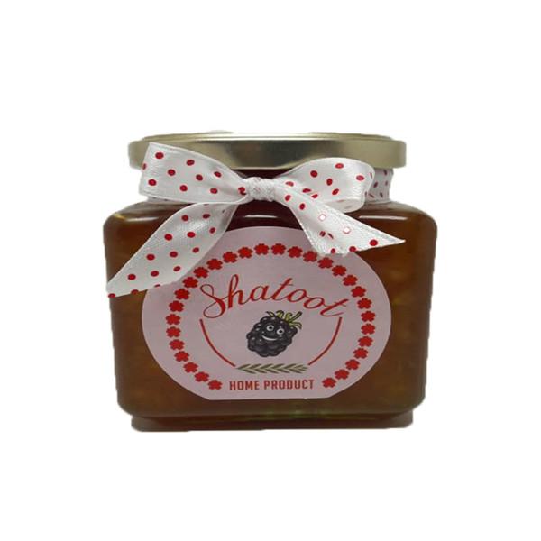 مربای آناناس محصولات خانگی شاتوت - 410 گرم