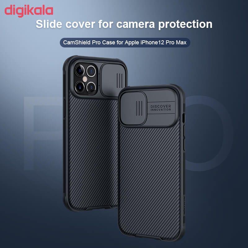 کاور نیلکین مدل CamShield Pro مناسب برای گوشی موبایل اپل iphone 12 pro max main 1 2