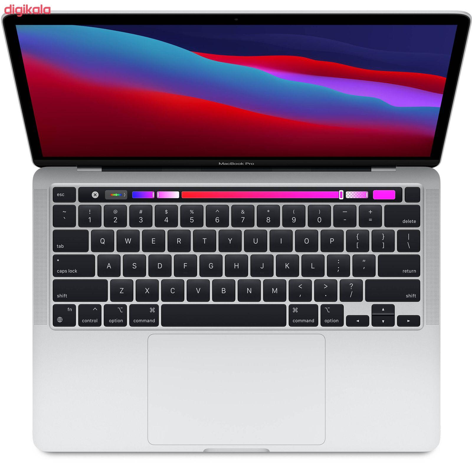 لپ تاپ 13 اینچی اپل مدل MacBook Pro MYDA2 2020 همراه با تاچ بار  main 1 1