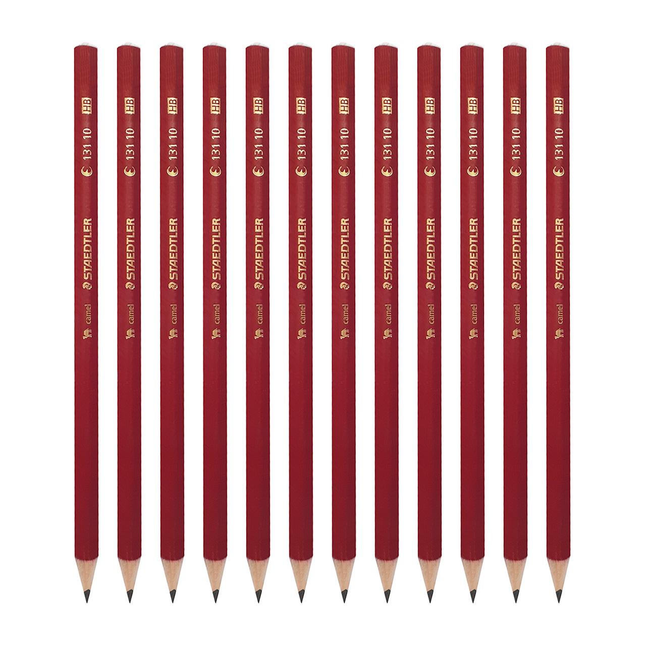 مداد استدلر مدل camel بسته 12 عددی