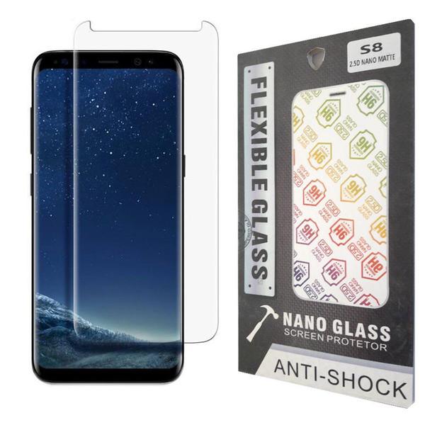 محافظ صفحه نمایش نانو مدل Luki مناسب برای گوشی موبایل سامسونگ Galaxy S8