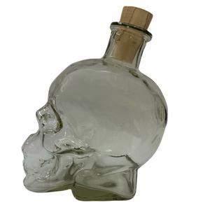 بطری جاماییکا طرح اسکلت کد SHR 328