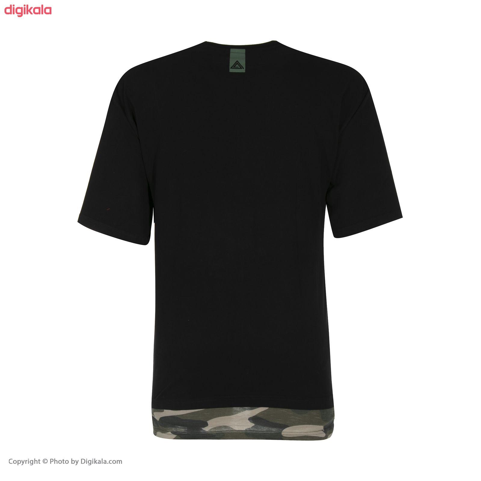 خرید اینترنتی با تخفیف ویژه تیشرت مردانه وستیتی کد L3