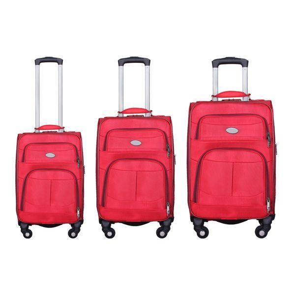 مجموعه سه عددی چمدان مدل 4301