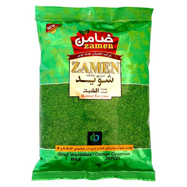 سبزی شوید خشک ضامن - 180 گرم