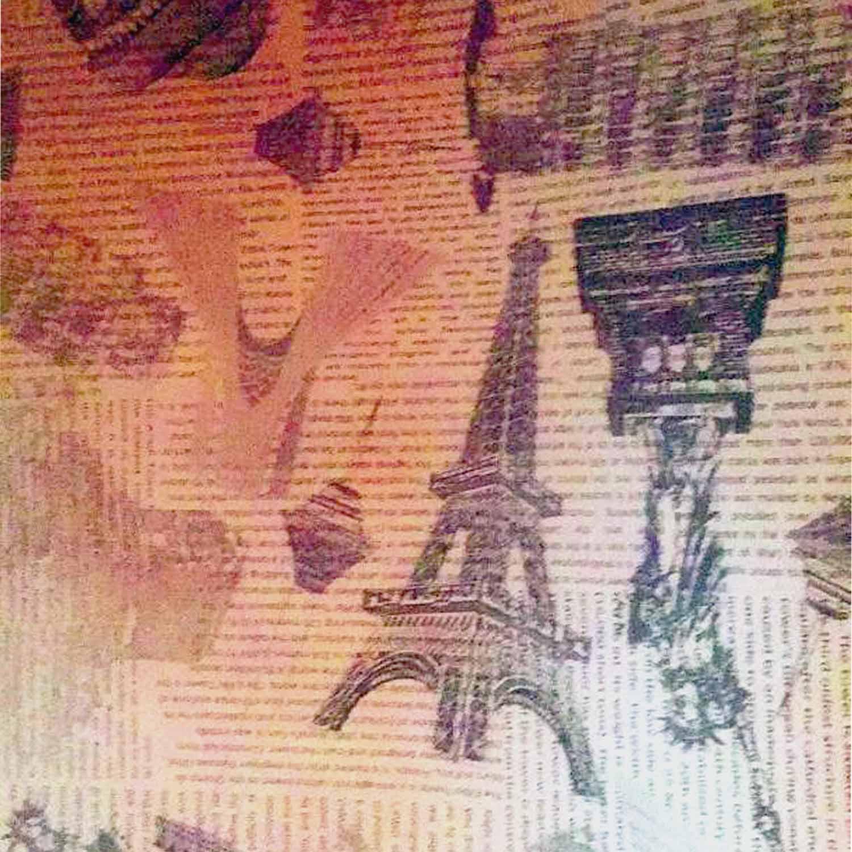 کاغذ  کادوطرح  روزنامه کد 67