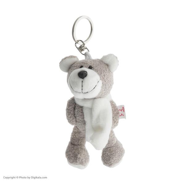 جاسوئیچی عروسکی نیکی مدل خرس
