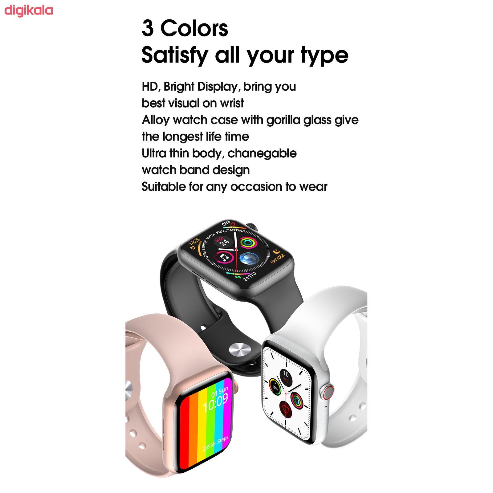 ساعت هوشمند مدل W26 main 1 10