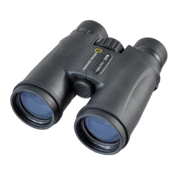 دوربین دو چشمی نشنال جئوگرافیک مدل  New BK-7 8X42