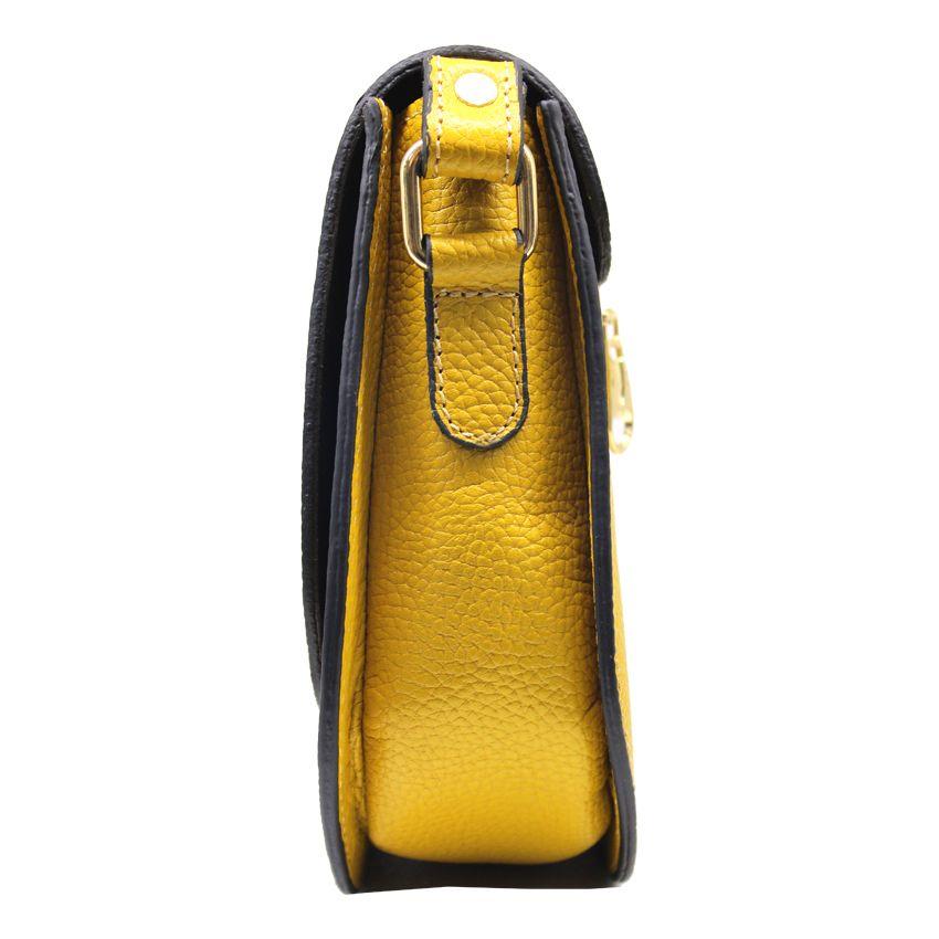 کیف دوشی زنانه چرم آرا مدل d060 -  - 20