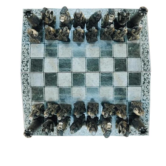 خرید شطرنج سنگی دکوری