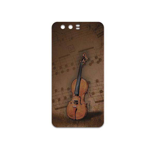 برچسب پوششی ماهوت مدل Violin-Instrument مناسب برای گوشی موبایل آنر 9