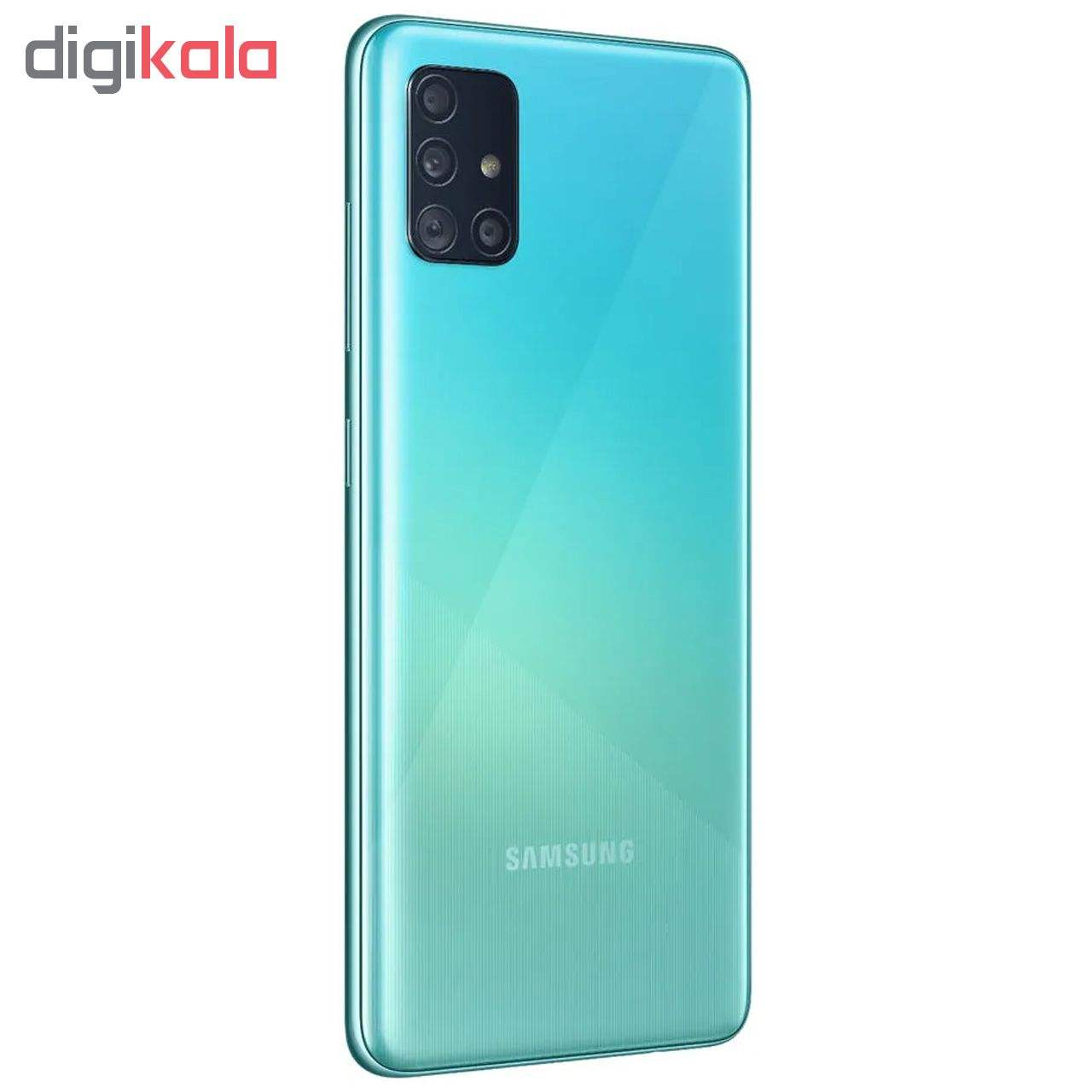 گوشی موبایل سامسونگ مدل Galaxy A51 SM-A515F/DSN دو سیم کارت ظرفیت 128گیگابایت main 1 10