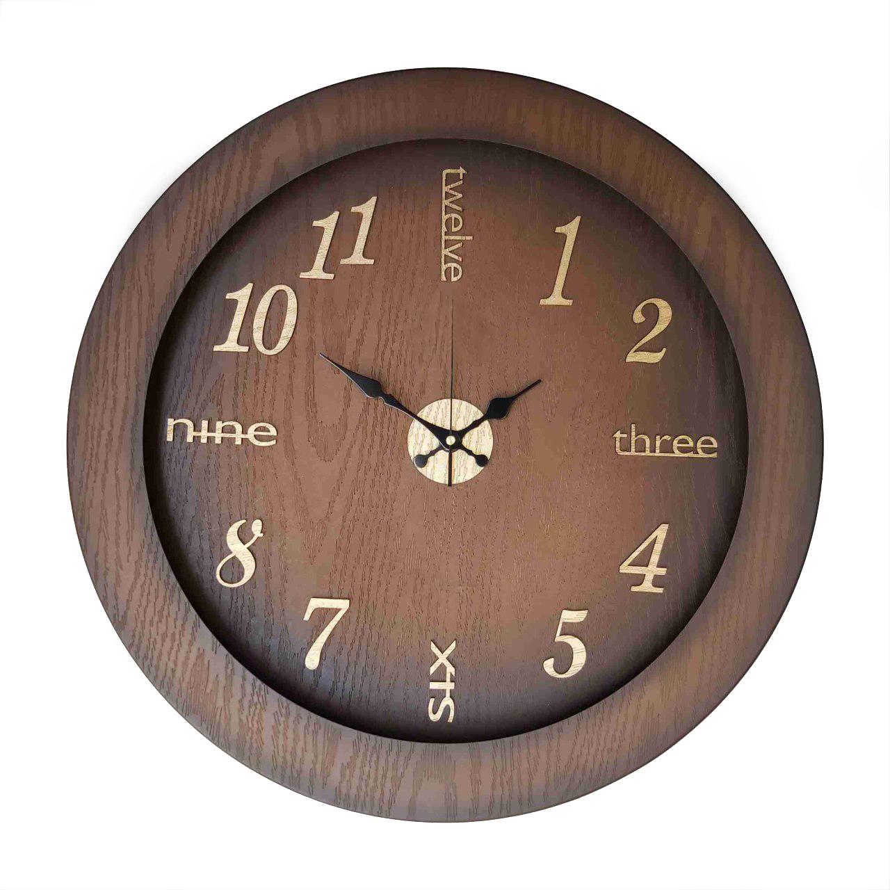 خرید                      ساعت دیواری کد 011