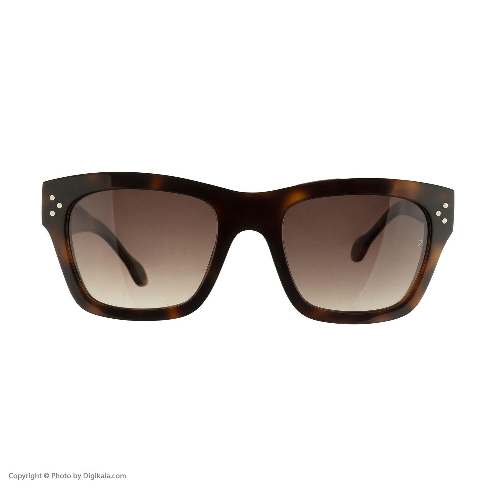 عینک آفتابی ارمنگیلدو زگنا مدل 3700 -  - 5