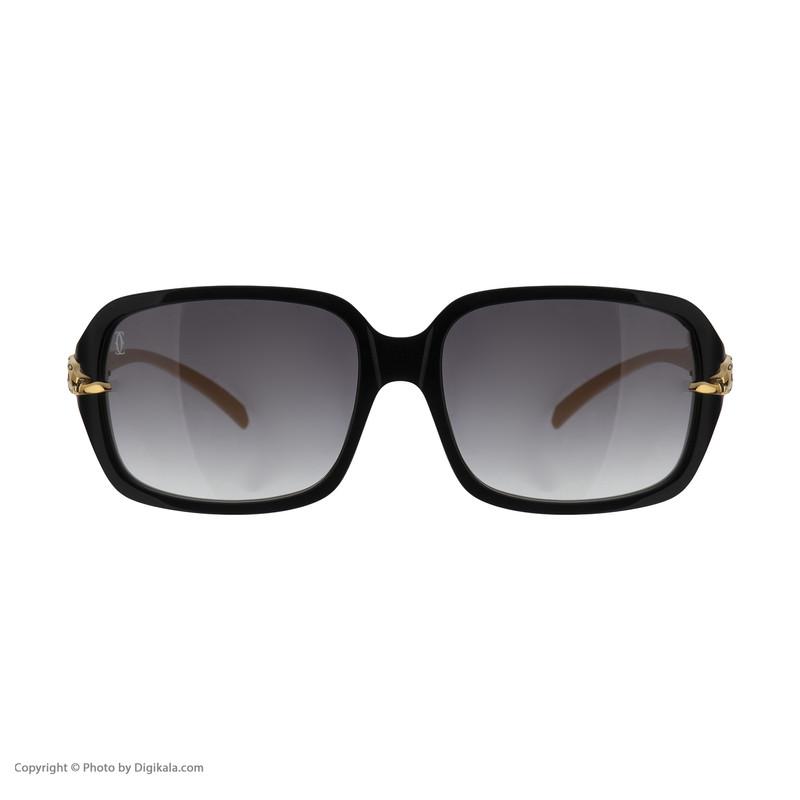 عینک آفتابی زنانه کارتیه مدل 0604
