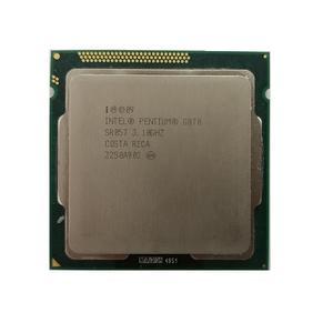 پردازنده مرکزی اینتل سری Pentium مدل G870