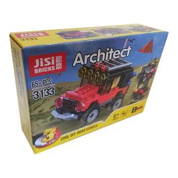 ساختنی جی ای اس ای مدل ارشیتکت طرح ماشین جیپ