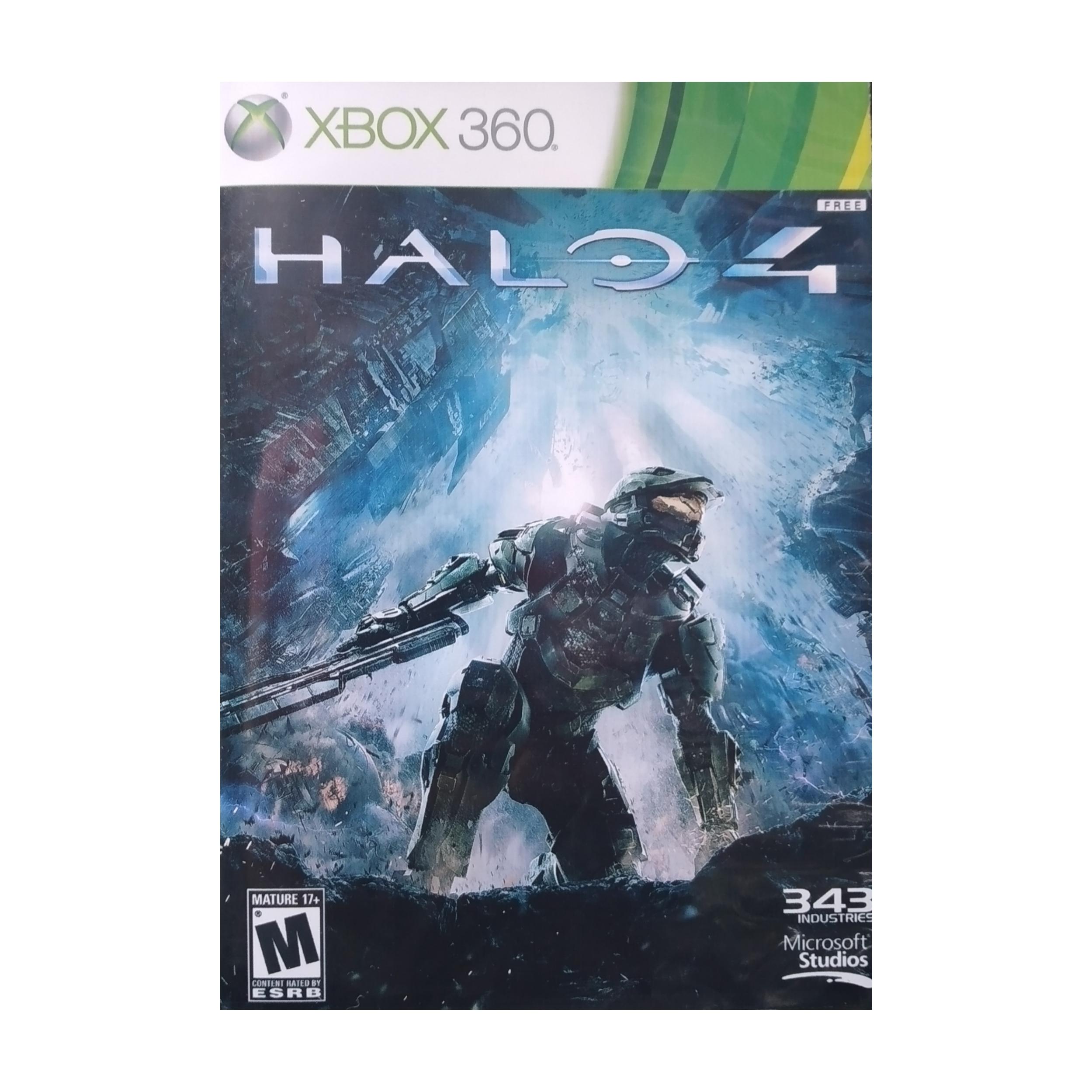 بررسی و {خرید با تخفیف} بازی HALC 4 مخصوص Xbox 360 اصل