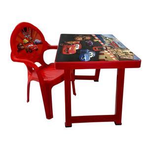ست میز و صندلی کودک مدل Ben-10