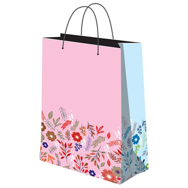 پاکت هدیه مدل گلدار ریز کد 3415